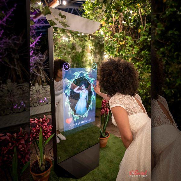 Wedding Mirror Booth