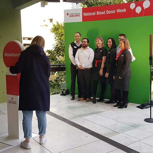 boost national campaigns with branded photobooths